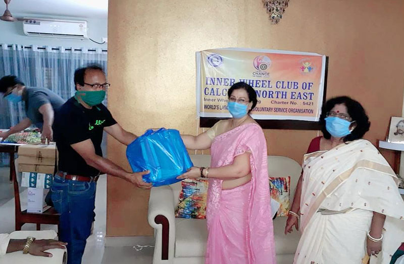 Doctors Day Project - IWC Calcutta North East